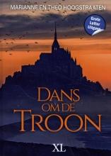 Theo Hoogstraaten Marianne Hoogstraaten, Dans om de troon
