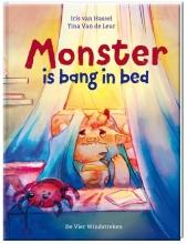 Tina Van de Leur , Monster is bang in bed