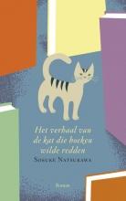Sosuke Natsukawa , Het verhaal van de kat die boeken wilde redden