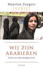 Maarten  Zeegers Wij zijn Arabieren