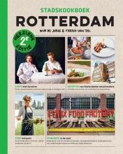 Wim de Jong, Frank van Dijl Stadskookboek Rotterdam