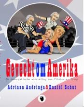 Daniël Schut Adriaan Andringa, Gevecht om Amerika