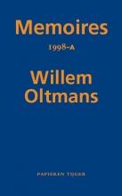 Willem Oltmans , Memoires 1998-A
