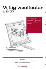 , Vijftig weeffouten in het BW