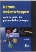 H.E.  Fokke Natuurwetenschappen