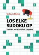W.H.A. Schilders , Los elke sudoku op