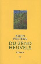Koen  Peeters Duizend heuvels