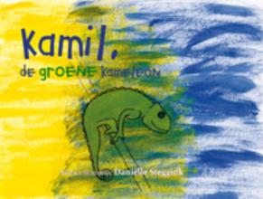 Daniëlle Steggink Kamil, de groene kameleon