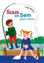 Linda Bikker , Suus en Sem gaan vissen