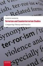 Edwin  Bakker Terrorism and counterterrorismstudies
