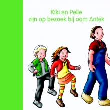 Jeannette Lodeweges , Kiki en Pelle gaan op bezoek bij oom Antek