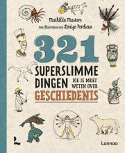 Mathilda Masters , 321 superslimme dingen die je moet weten over geschiedenis