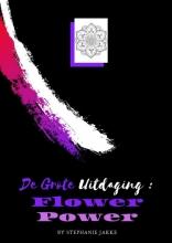 Emmy Sinclaire , kleurboek voor volwassenen De Grote Uitdaging : Flower Power