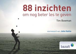 Tim  Bowman 88 inzichten om nog beter les te geven