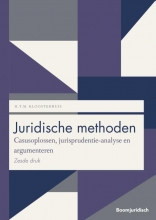 H.T.M. Kloosterhuis , Juridische methoden