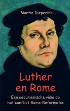Martie Dieperink , Luther en Rome