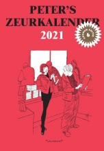 Peter van Straaten , Peter`s Zeurkalender 2021