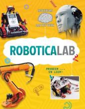 Ed Sobey , Roboticalab