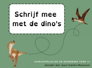 Joyce Staneke-Meuwissen , Schrijf mee met de Dino`s