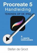 Stefan de Groot , Procreate 5 Handleiding
