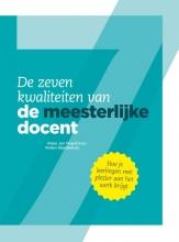 Rolien Dijksterhuis Klaas Jan Terpstra, De zeven kwaliteiten van de meesterlijke docent