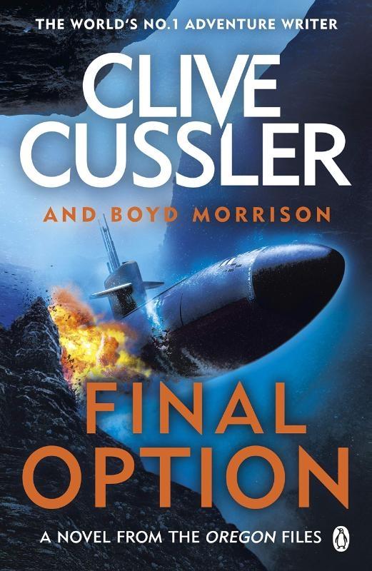Clive Cussler,   Boyd Morrison,Final Option