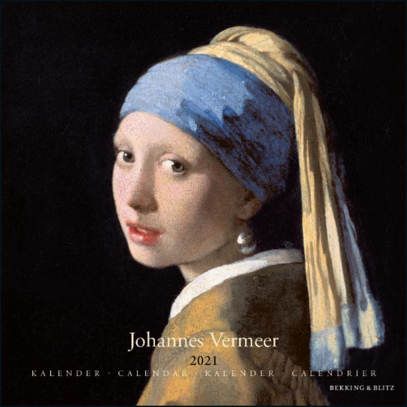 ,Vermeer maandkalender 2021