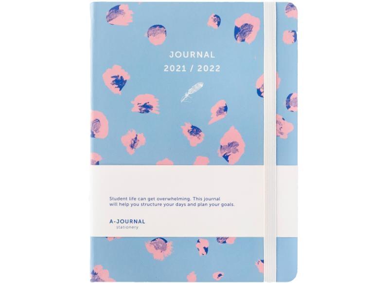 ,A-Journal Schoolagenda 2021/2022 - Luipaard print