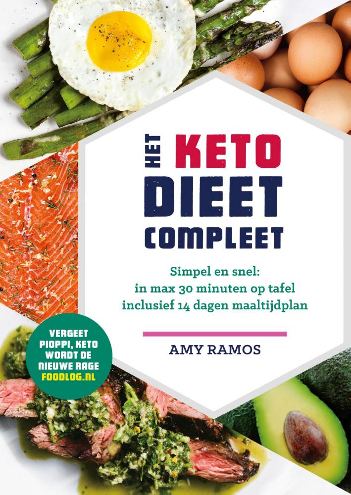 Amy Ramos,Het keto-dieet compleet