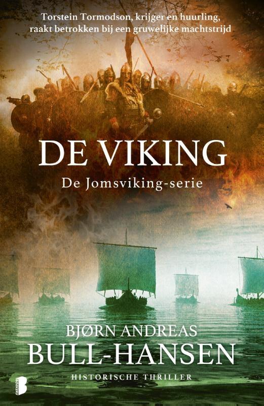 Bjørn Andreas Bull-Hansen,De Viking
