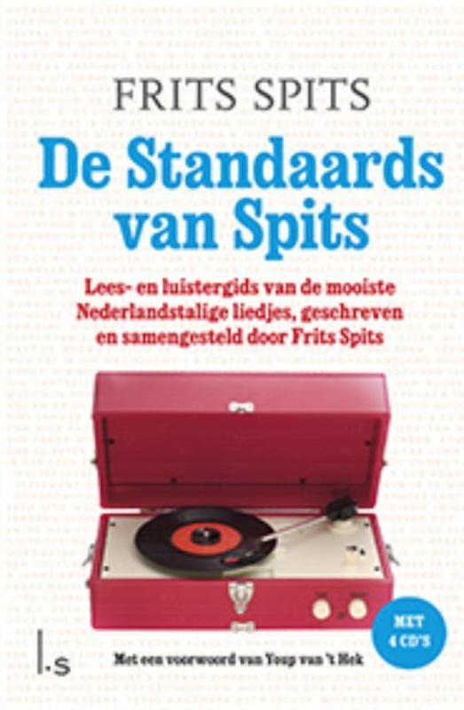 Frits Spits,De Standaards van Spits + 4 cd`s