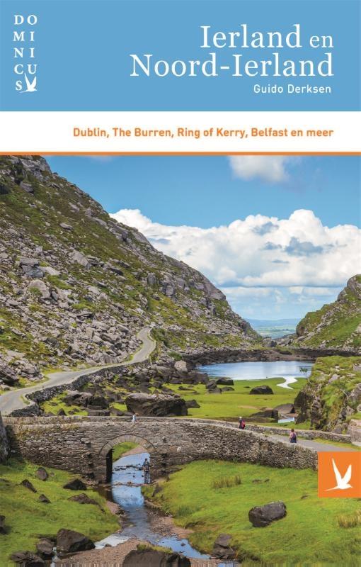 Guido Derksen,Ierland en Noord-Ierland