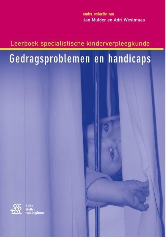 A. Baselier,Leerboek specialistische kinderverpleegkunde