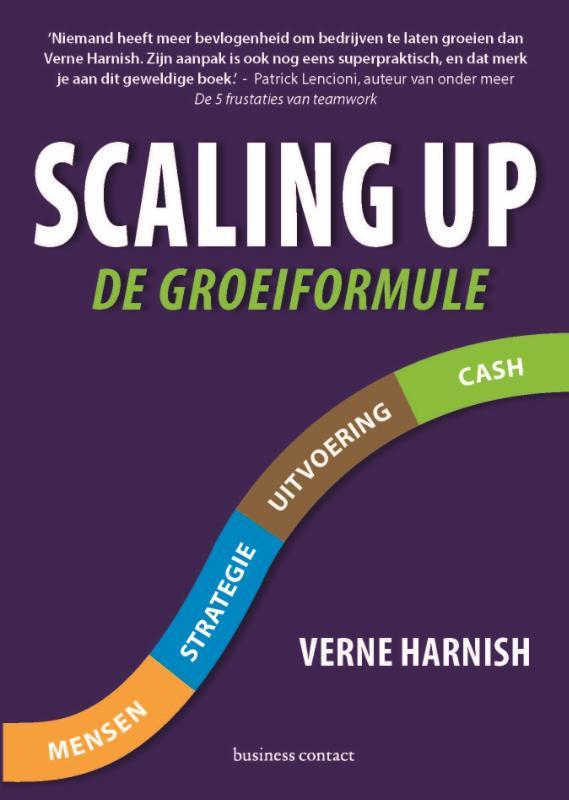 Verne Harnish,Scaling up