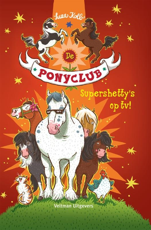 Suza Kolb,Supershetty`s op tv!