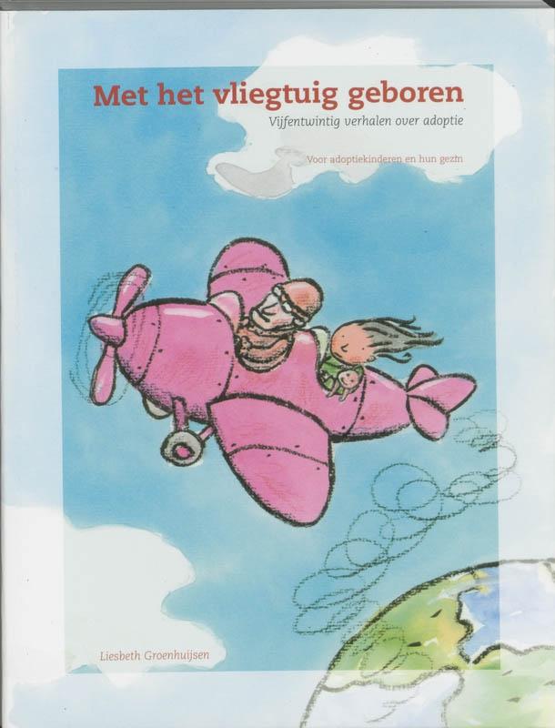 L. Groenhuijsen,Met het vliegtuig geboren