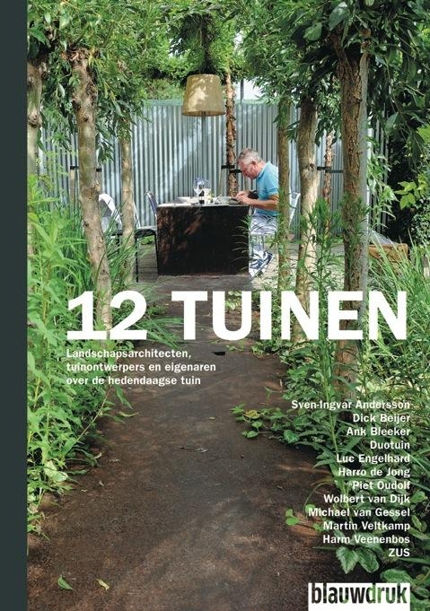 Martine Bakker,Twaalf tuinen