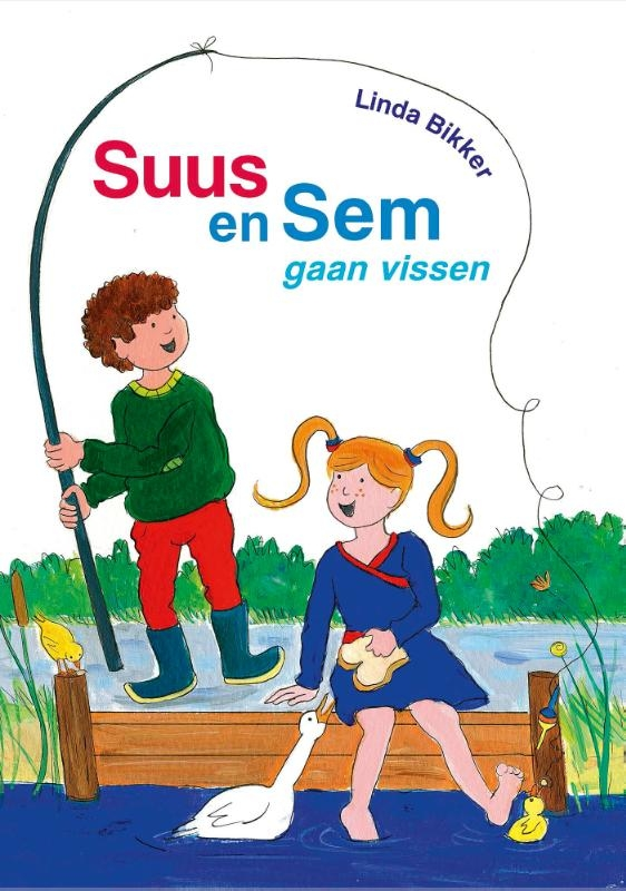 Linda Bikker,Suus en Sem gaan vissen