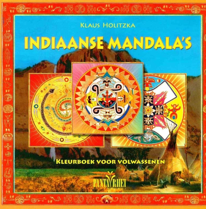 Klaus Holitzka,Indiaanse mandala`s