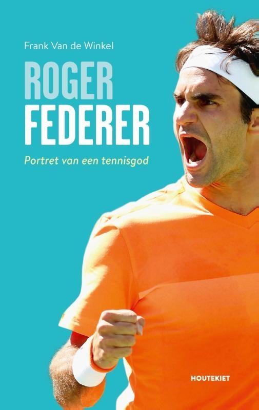 Frank van de Winkel,Roger Federer
