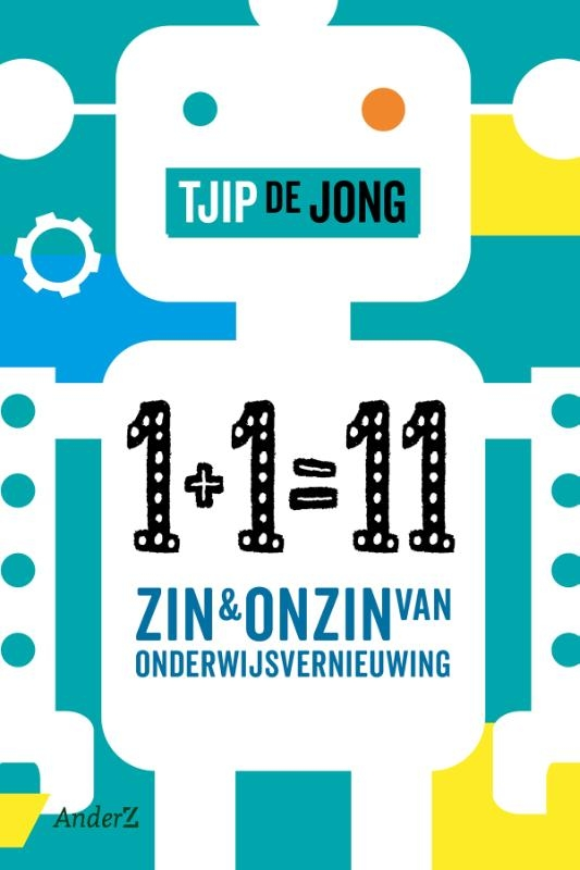 Tjip de Jong,1+1=11