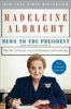 Albright, Madeleine,Memo to the President