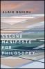 Badiou, Alain,Second Manifesto for Philosophy