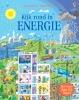 ,Kijk rond in energie - Flapjesboek