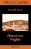Heine, Heinrich,Florentine Nights (German Classics)