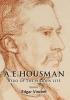 Edgar Vincent,A.E. Housman