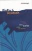 Schiller, Friedrich,Friedrich Schiller: Don Carlos Infant von Spanien
