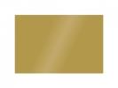 ,etalagekarton Folia 48x68cm 380gr pak a 10 vel goud