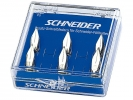 ,penpunt Schneider Base Kid A rechts, doos a 6 stuks