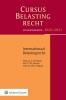 ,Studenteneditie Cursus Belastingrecht Internationaal Belastingrecht 2020-2021